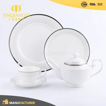 Restaurant Hotel use middle east tableware dubai porcelain dinner set  sc 1 st  Alibaba & Restaurant Hotel Use Middle East Tableware Dubai Porcelain Dinner ...