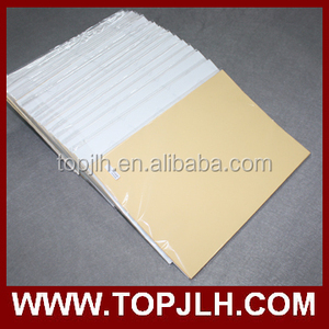 top quality adhesive sheet printer paper tattoo temporary making