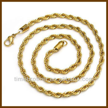 Cheap New Gold Neck Chain Design Buy New Gold Chain