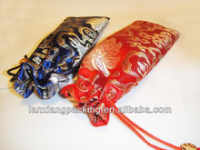 Top Grade Custom Gifts Satin Pouch Bag