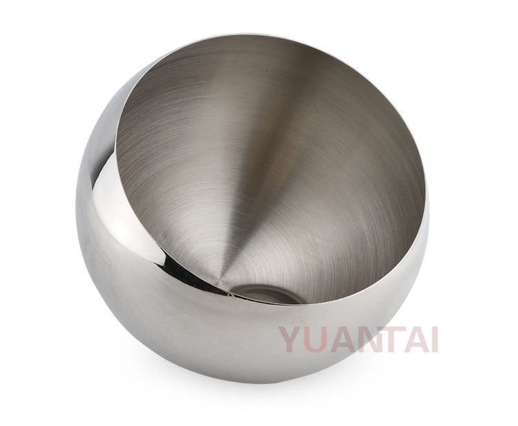 Hot sale nice design stainless steel serving bowls ice bowls for hotel and bar