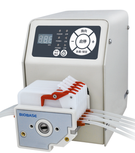 New BIOBASE China Cheap Lab Analytical Instruments Quiet Working Performance Standard Peristaltic Pump Price For Sale
