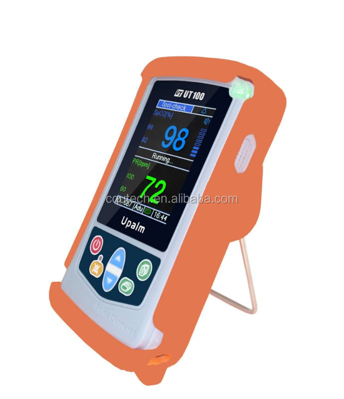 "Amubulance Equipment: SpO2/PR 2.8"" Pediatric/Adult/Infant Type Handheld Pulse Oximetro(CE&FSC)"