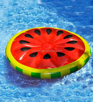 Hot Commercial Custom Giant Inflatable Watermelon Pool Float Mat / Bed  Swimming / Swim Pool Toys Equipment - Buy Watermelon Pool Float,Custom Pool  ...
