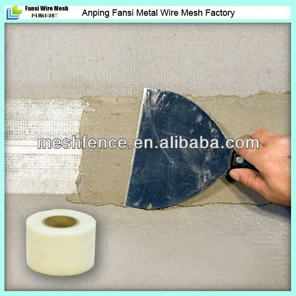 "Drywall Cracks 2"" Wide Fiberglass Mesh Joint Tape"