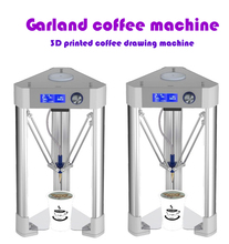 The most popular easy to operate 3D printer garland coffee machine