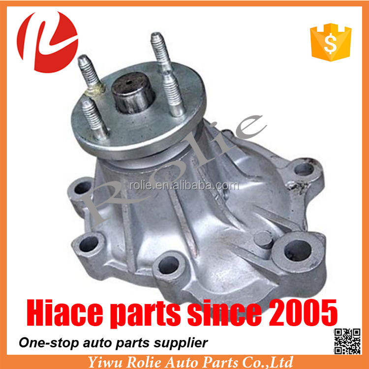 Toyota 4y Water Pump Suppliers And