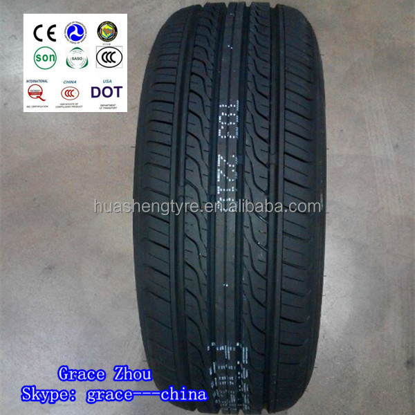 China pneu de carro nereu marca PCR pneu 155 / 65R13