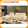 2015 New Sofa Design Modern Sofa Set Genuine Leather Sofa Manufacturers