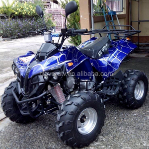Chinese Professional Gas Powered 125CC ATV Sporty Quad