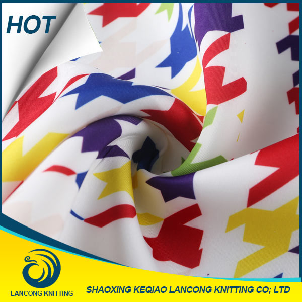 2016 LANCONG printed spandex fabric, fabric strap watch, african george fabric from india fabric