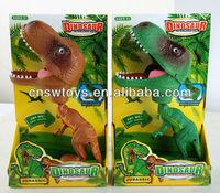 Animatronic T-rex Dinosaur King Toys With Ic Light Sound Toys ...