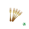 Wooden disposable products mini cutlery set large wooden utensils