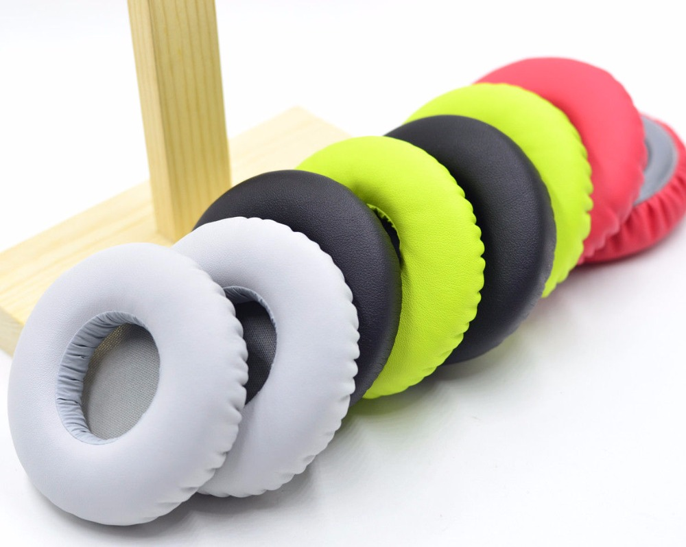 New 70MM colorful cushion ear pads seals pillow for headphone headset 2.7 inches
