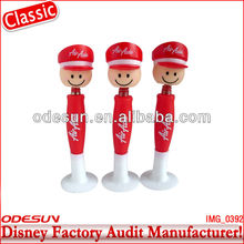 Disney factory audit manufacturer's free sample promotional gel pen 142383