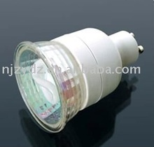 GU10 CCFL Energy saving lamps
