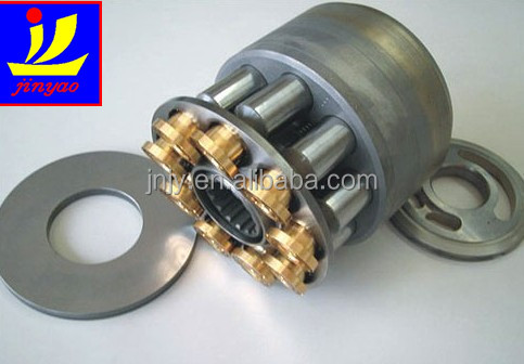 Volvo EC55 excavator hydraulic piston pump parts/piston shoe/cylinder block