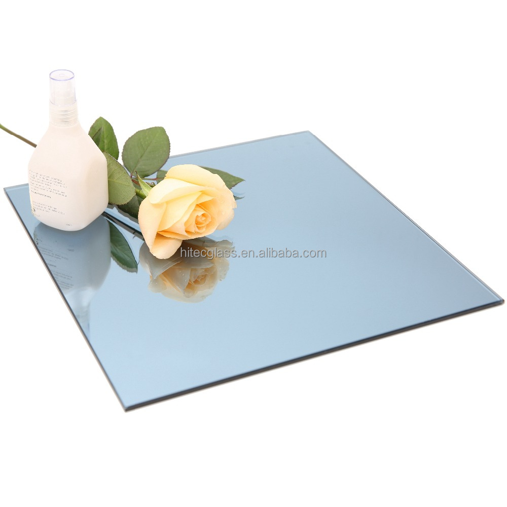 Art Decor Modern 2-10mm Ocean Blue Mirror Widely Used For Wall-Claddings