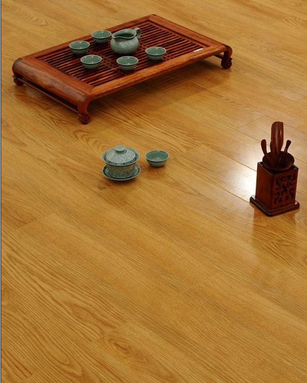 Solid Teak Engineered Wood Flooring
