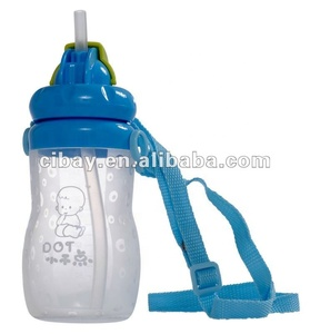 Bpa Free Baby Sippy Cup/kids Training Cup With Spill Proof /baby Toddlers First Drinking Training Cup