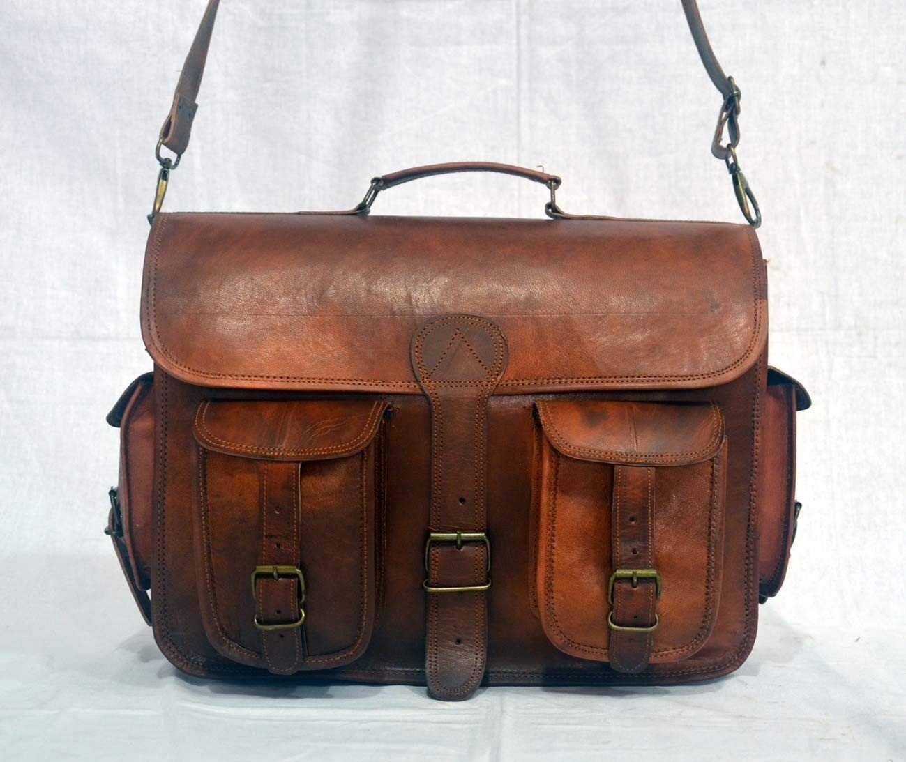 a67c0989002f Cheap Leather Satchel 15 Inch, find Leather Satchel 15 Inch deals on ...