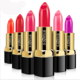Fashion color magic matte waterproof lipstick Non stick cup lip stick organic cosmetic with Low price 10 colors