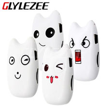 Leisure Smille Cat Totoro Cartoon Cat Mini MP3 Music Player with TF Card Clot with 4 Styles for Touch-Tone