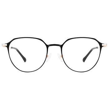 b5de99aa48 Newest Trendy Optical Reading Glasses Metal Frames Simple Design Eyewear  For Men And Women With Comfortable