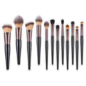 Cosmetics Facial Brush 12pcs Makeup Brush Set Makeup Brushes Private Label Professional