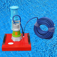 Medium pollution automatic swimming pool suction machine