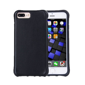 Shockproof carbon fiber mixed rubber ultra-thin non-slip gloves body protect cover soft TPU case for iPhone 7 plus