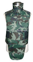 Camouflage FDY-R(L) Whole Defended Soft body armour/Aramid bulletproof vest/PE vest with groin protection