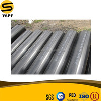 ASTM A106 GrB A53 GrB ASTM A333 Gr6 API 5L GrB PSL1 PSL2 X42 X46 X52 X60 X65 X70 Seamless Black Sch80 XS Carbon Steel Pipe