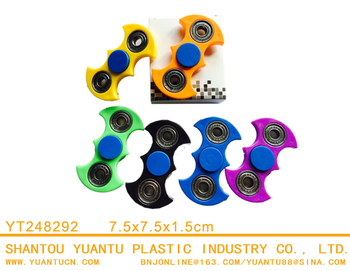 2017 top selling spinner toys game ceramic bearings hand finger spinner