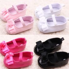 Newborn 3-15M Baby Girl Shoes First Walkers Lovely Sneakers Infant Kids Girls Princess Shoes 2015