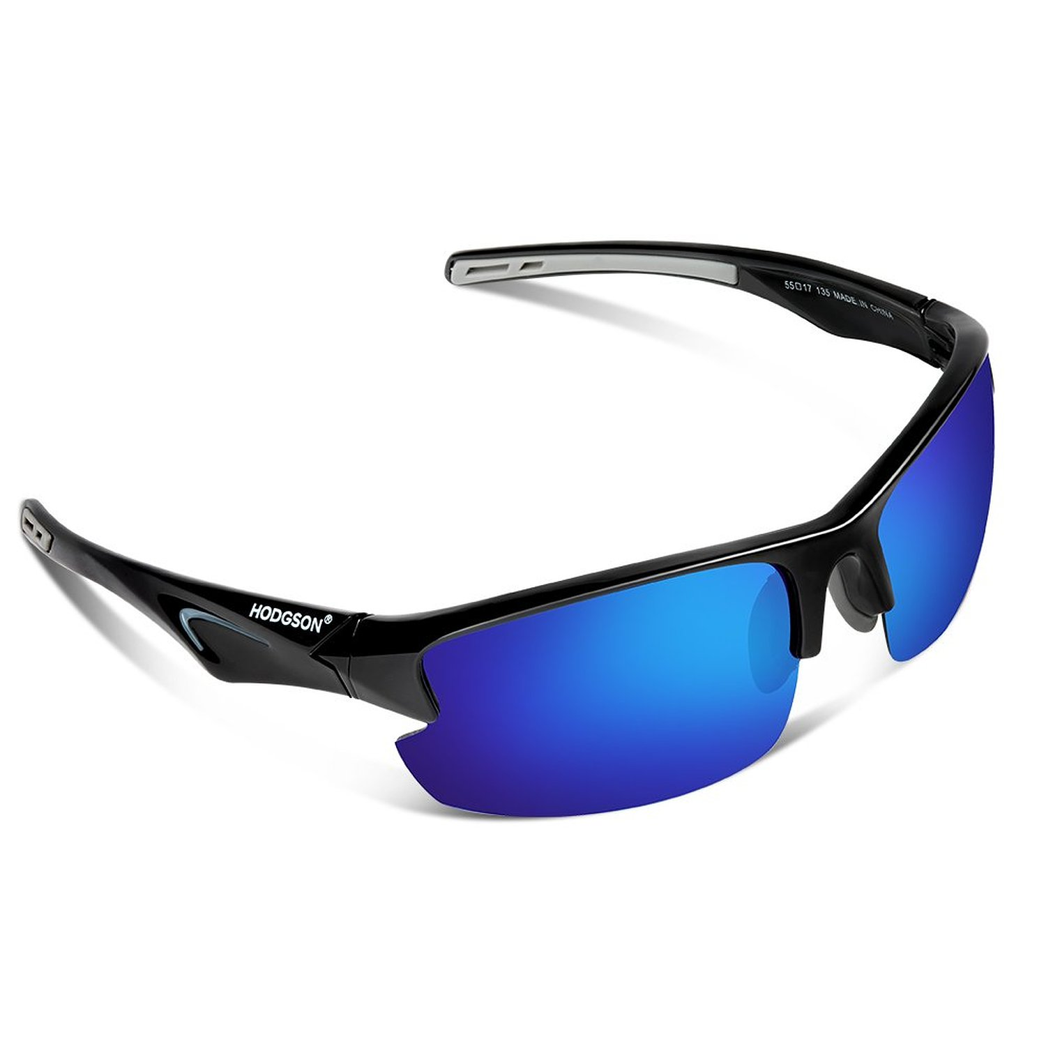 e68988825ce Get Quotations · HODGSON Polarized Sunglasses for Men Women