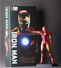 Baru Dalam Kotak Marvel Age Of Ultron Iron Crazy Toy Man Toy Action Figure