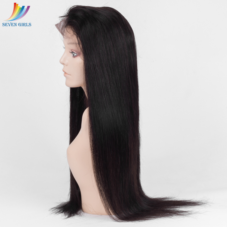 Factory Direct Supply 100% Mink Full Lace Wig
