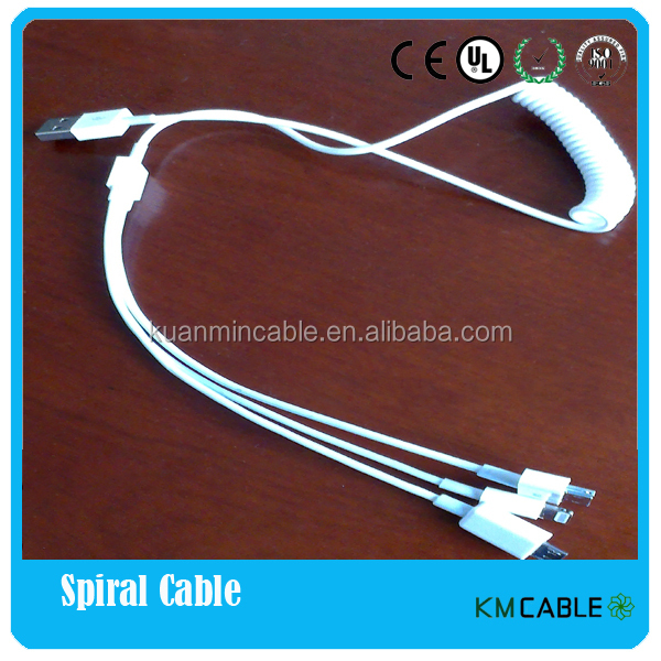 Direct selling PU coated cable adjuster for chargers