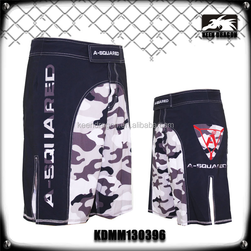 Cool mens boxing shorts camouflage short army pants
