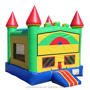 Customized module inflatable bouncer jumping castles for party