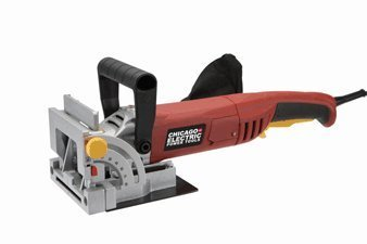 "Chicago Electric Power Tools 4"" Plate Joiner by Chicago Electric Power Tools"