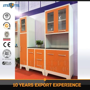 Zambia style cheap price stainless steel kitchen cabinets for Kitchen units in zambia