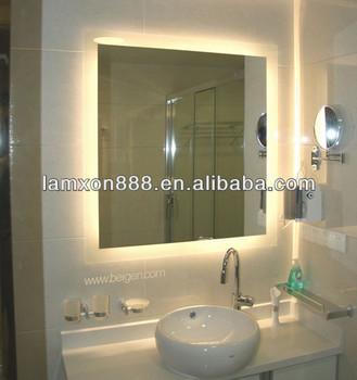 Étonnant Led Miroir De Salle De Bains Rétro-éclairé - Buy Led Miroir De OO-28