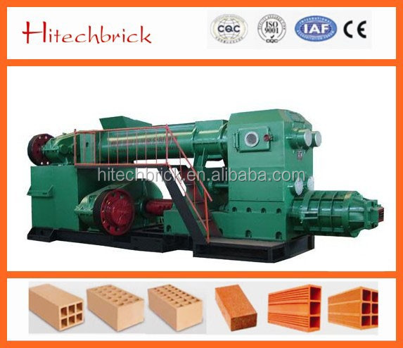 China's meest populaire type baksteen making machine baksteen machine high-performance extruder.