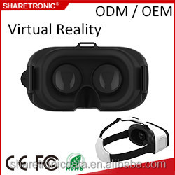 5.5inch 2K LCD Action S900 2+8G 3D VR Virtual Reality Glasses helmet
