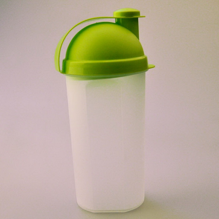 Beauchy 2016 OEM logo Smart bpa-free plastic protein 500ml shaker water bottle