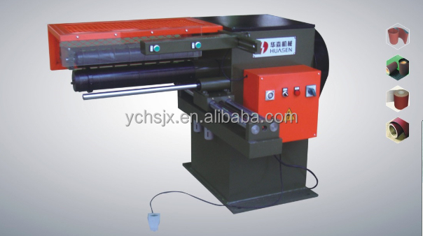 OUBAO OB-1000DW abrasive belt cutting machine