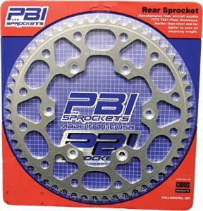 PBI Aluminum Rear Sprocket 42T - Honda XR250R 1990-1995 / XR600R 1991-2000 / XR650L 1993-2009 - 3167-42
