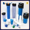 Plastic water filter cartridge housing for RO water purifier system
